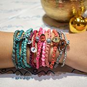 - Bracelets and necklaces
