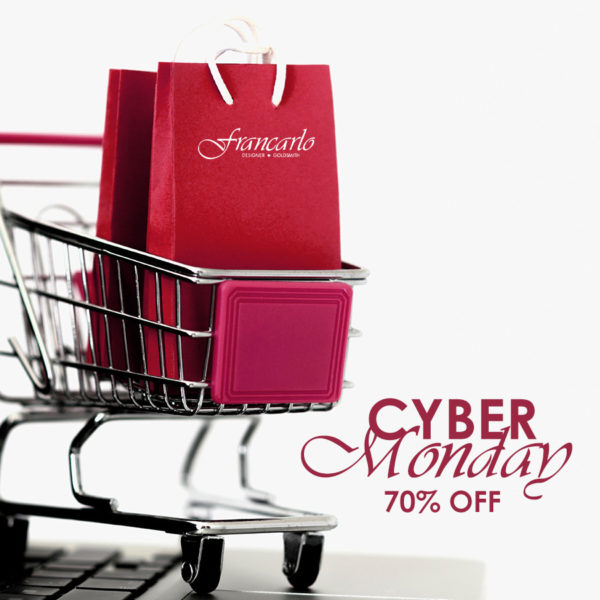 Cyber Monday 70% Off Sale