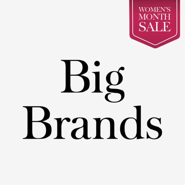 Women's Month Big Brands
